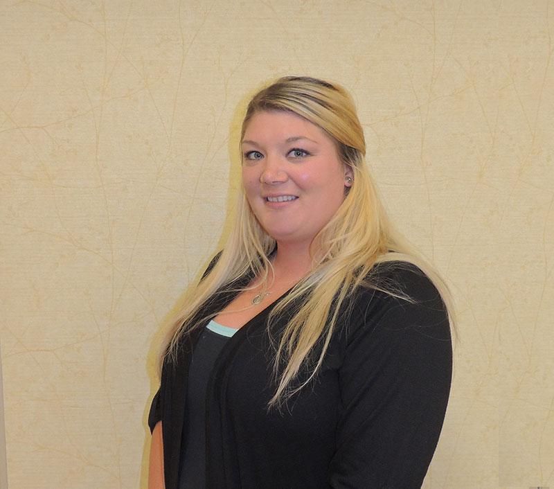 Megan Whitton, Dental Assistant